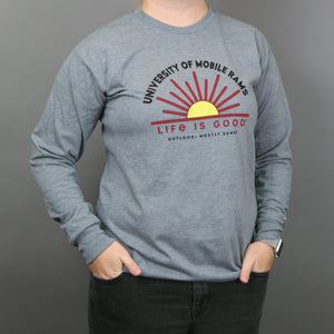 Life Is Good L/S UM Tee -  Sunny Design
