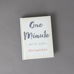 One Minute With God Daily Devotional