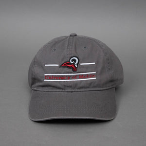 UM RAM Cap in Charcoal Gray