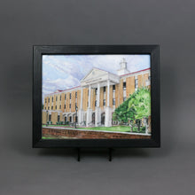 Load image into Gallery viewer, Weaver Hall Print