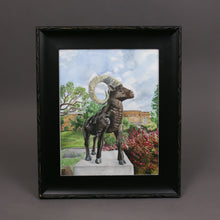 Load image into Gallery viewer, Ram Statue Print