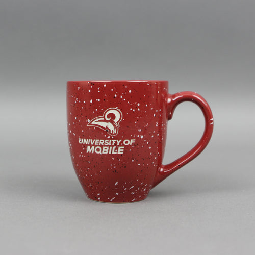 Red Speckled UM Mug