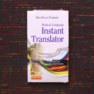 Medical Language Instant Translator 5th Edition