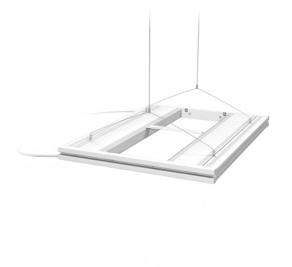 G2 Hybrid T5 HO Light Fixture - White - 24"