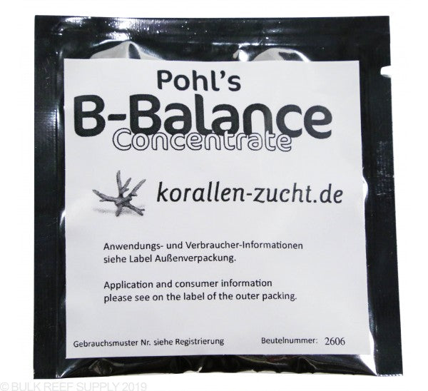 Automatic Elements Pohl`s B-Balance Concentrate