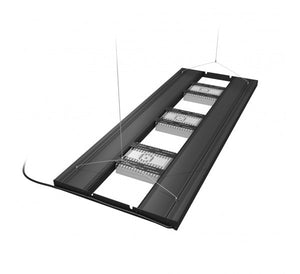 G2 Hybrid T5 HO Light Fixture - Black - 48"