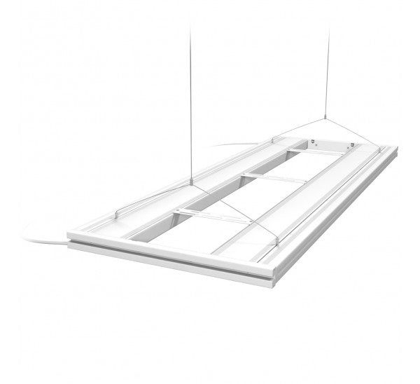 G2 Hybrid T5 HO Light Fixture - White - 48"