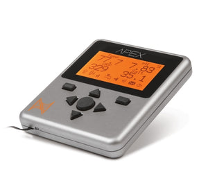 Apex Display Module (Silver Colour with Orange LCD)