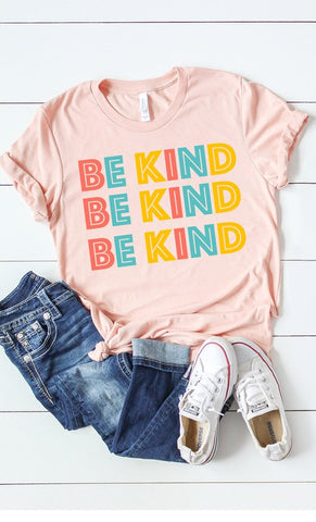 """Be Kind"" Top"
