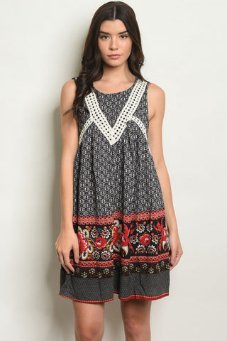 """Sedona"" Tunic Dress"