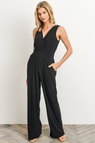 """Little Black"" Jumpsuit"