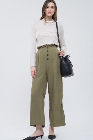 """Kennewick"" Army Green Trousers"