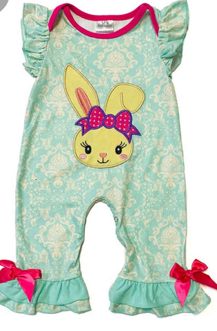 Baby Bunny Playsuit