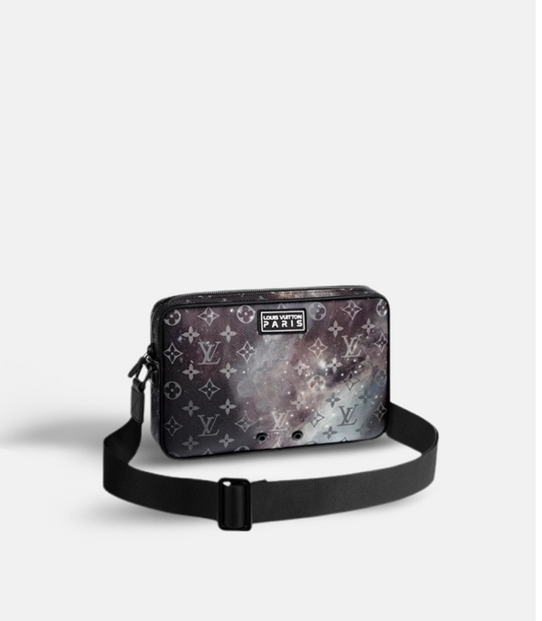 Alpha Messenger Galaxy Black