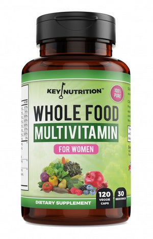 Whole Food Multivitamin for Women, Women's Vitamin by Key Nutrition