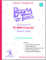 Boom-a-Tunes™ Curriculum, Volume 1 w/CD