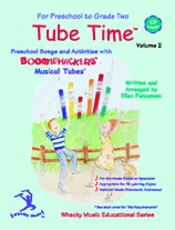 Tube Time™, Volume 2 w/CD