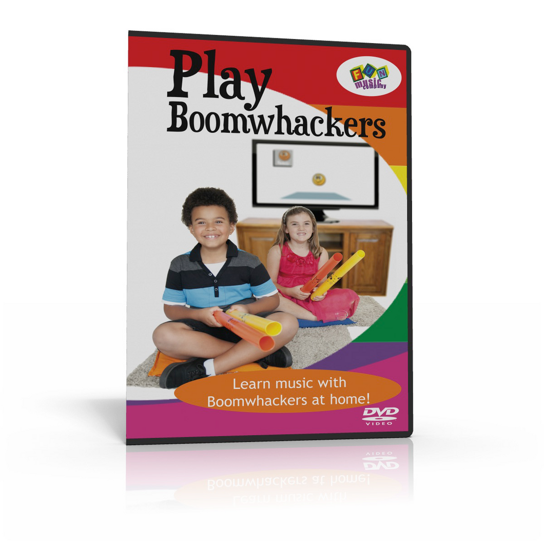 Play Boomwhackers DVD