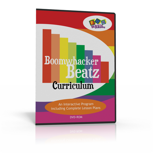 Boomwhackers Beatz Curriculum Edition
