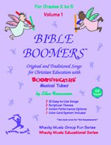 Bible Boomers™, Volume 1 w/CD