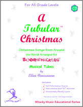 A Tubular™ Christmas Songbook w/CD