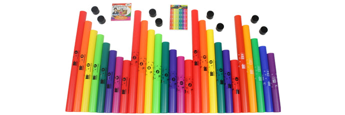 Boomwhackers® 27-Tube Classroom Pack