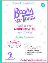 Boom-a-Tunes™ Curriculum, Volume 5 w/CD