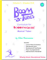 Boom-a-Tunes™ Curriculum, Volume 3 w/CD