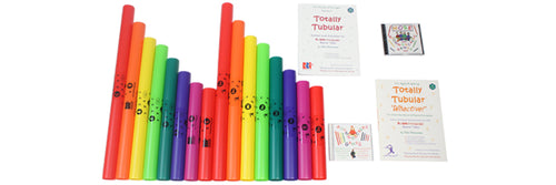 Boomwhackers® 16 Tube Activity Pack