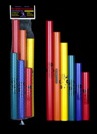 Boomwhackers® C Major Pentatonic Scale Set