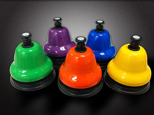 Chroma-Notes™ Deskbells-Chromatic Add-On Set