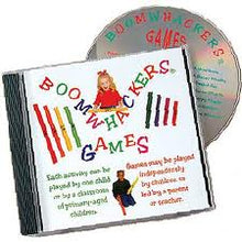 Load image into Gallery viewer, Boomwhackers® Games CD