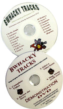 Load image into Gallery viewer, Bwhacky Tracks Demo DVD