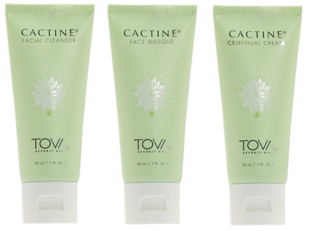 Cactine Discovery Trio Collection