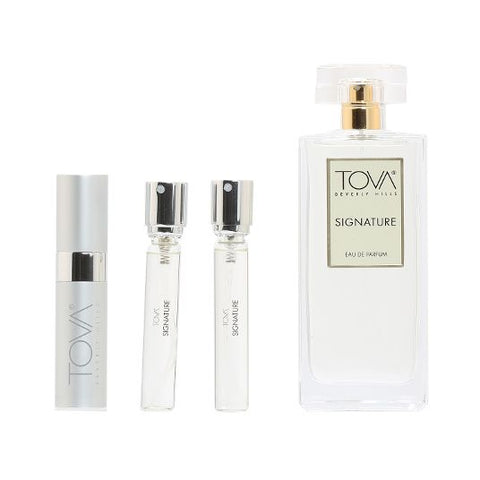 Signature Eau de Parfum Purse Atomizer Gift Set