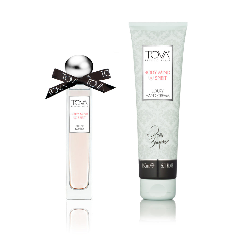 Body, Mind & Spirit®  Eau de Parfum & Luxury Body Cream Set