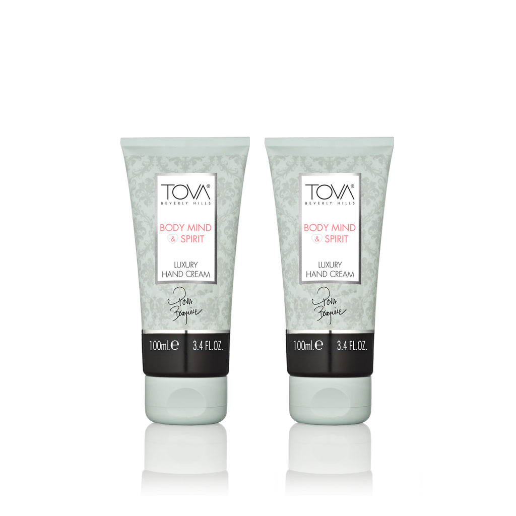 Body, Mind & Spirit Luxury® Hand Cream Duo