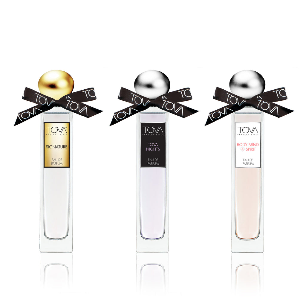 Discovery Trio Classic Fragrance Collection