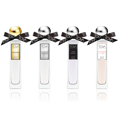 Eau de Parfum 4-piece Discovery Collection