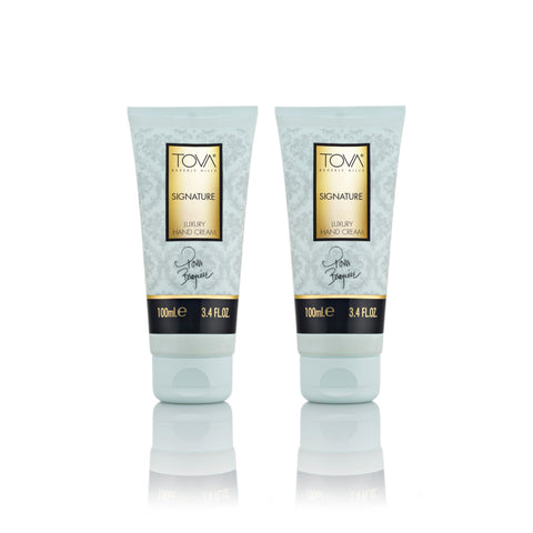 Signature Luxury Hand Cream Duo