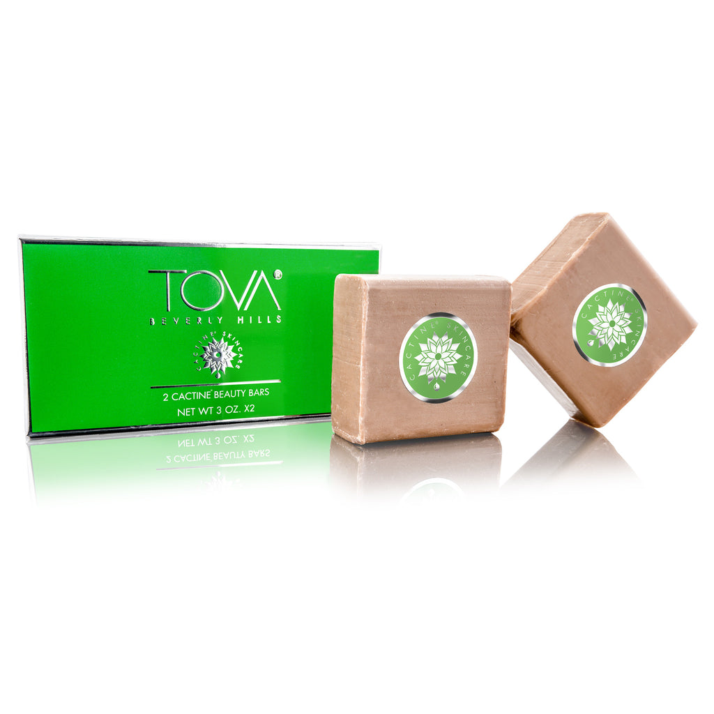 Cactine® Beauty Bar, 2 Soap Duo