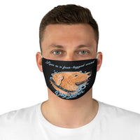 Dog Lover Fabric Face Mask