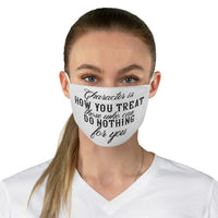 Character Fabric Face Mask