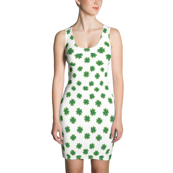 Four Leaf Clover Dress