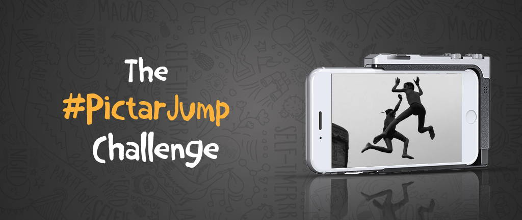 The Instagram Jump Challenge