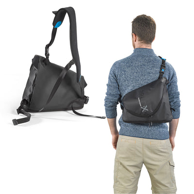 comfortably carry the bag on your back in any weather