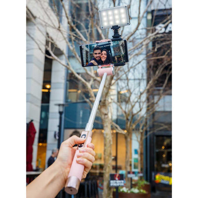 Atmoshphere-pictar-smart-light-pink-selfie-stick