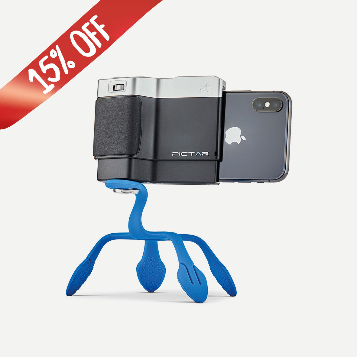 Pictar Smart Grip and Splat Flexible Tripod