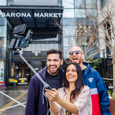 Smart-Selfie-Stick-Light-Lens-Atmosphere