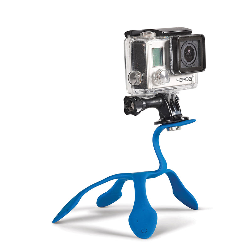 Splat Flexible Tripod for Go-Pro and Action cameras